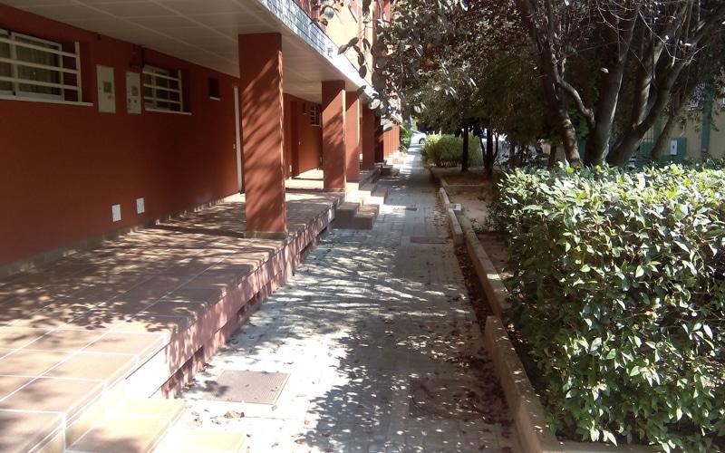 Urbanización de Pablo Iglesias (Fuente: Planeta Rivas).