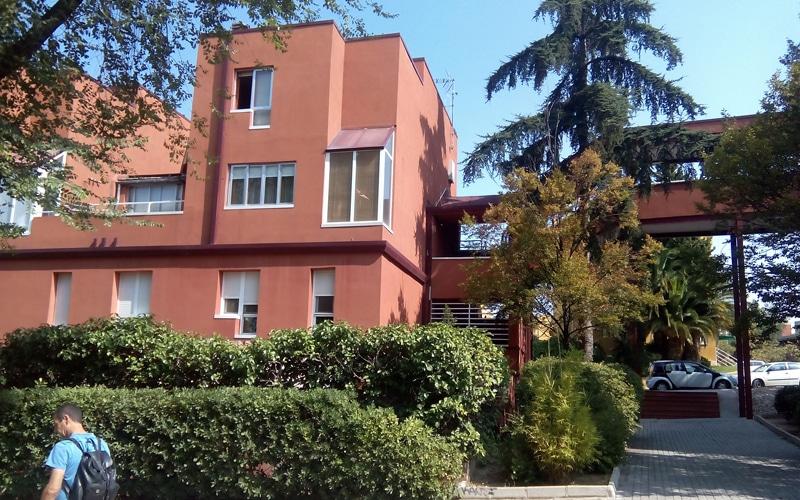 Urbanización Pablo Iglesias: el barrio de los rascacielos 'tumbados'