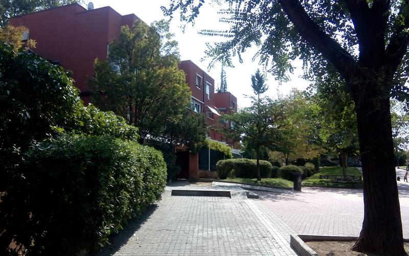 Urbanización Pablo Iglesias (Fuente: Planeta Rivas)