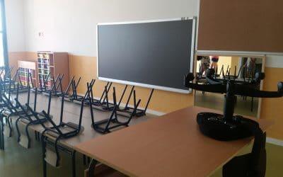 La FAPA Rivas denuncia que aún faltan, como mínimo, 15 docentes en los colegios e institutos de la ciudad