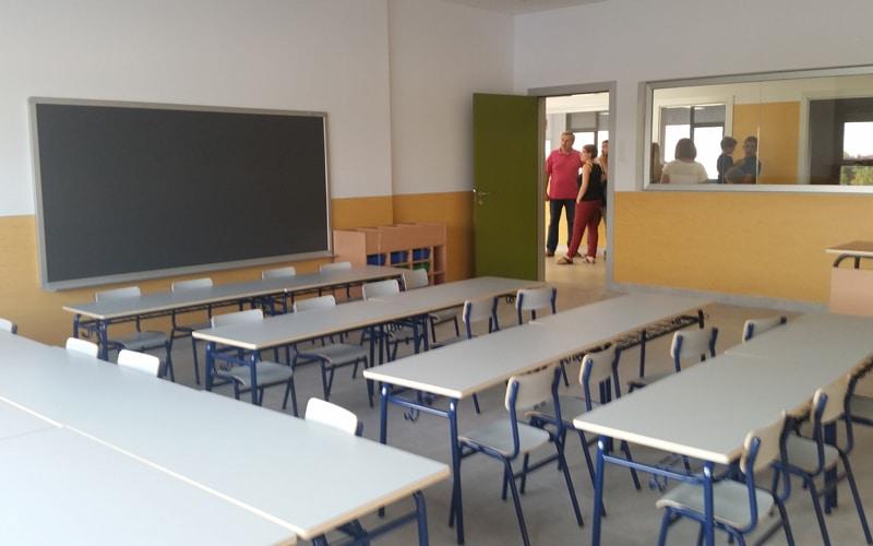 Casi 900 alumnos de Rivas, sin plaza en el colegio o instituto solicitado en primera opción