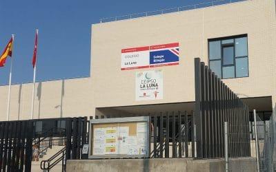 La Comunidad construirá «por su cuenta» el gimnasio del colegio La Luna, desvinculado del gran pabellón municipal