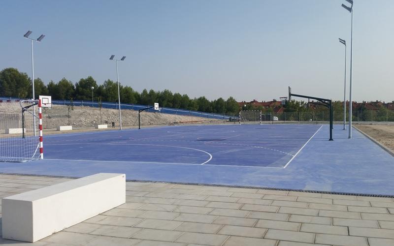 9bd058aacba Rivas propone adelantar dinero para construir ya el pabellón deportivo del  CEIPSO La Luna