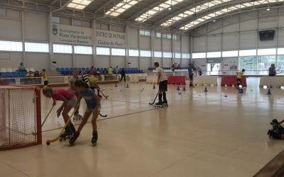 Las actividades deportivas en las pistas de patinaje se trasladan temporalmente por los tests de antígenos