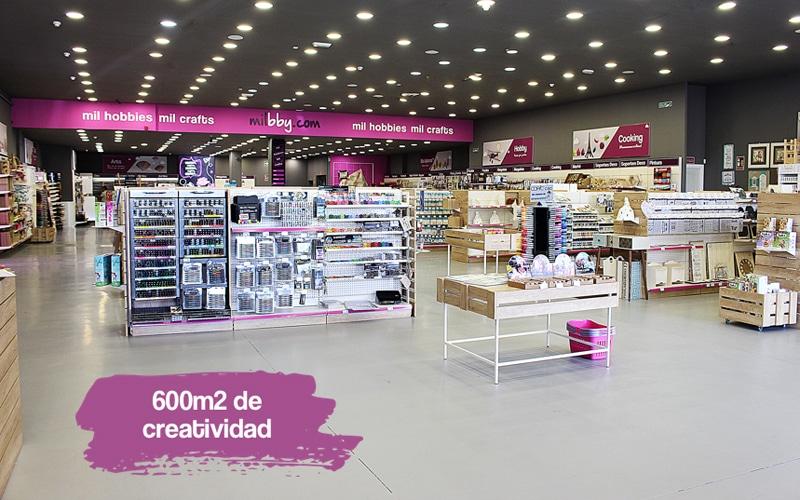 ¡Sorteamos un vale de 30 euros para Milbby, tu tienda creativa en Rivas Vaciamadrid!