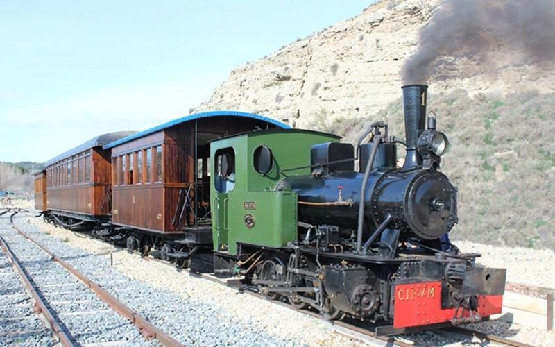 Este domingo vuelve el Tren de Arganda
