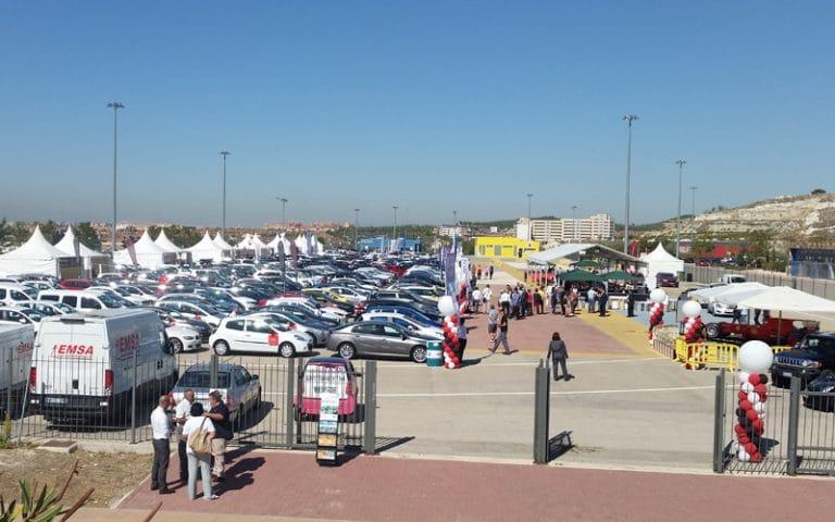 II Feria del Automóvil de Rivas