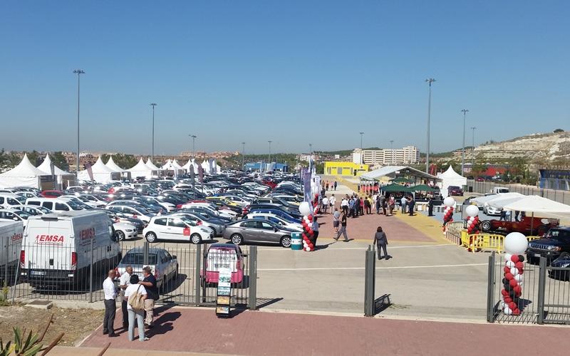 Así será la III Feria del Automóvil de Rivas: coches y diversión familiar del 4 al 7 de octubre