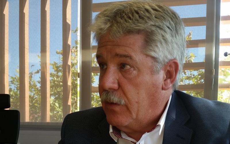 José María Álvarez, portavoz de Rivas Puede