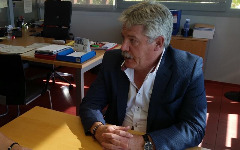 """José María Álvarez (Rivas Puede): """"La candidatura conjunta con Somos Rivas para 2019 dependerá de las cúpulas de nuestros partidos"""""""