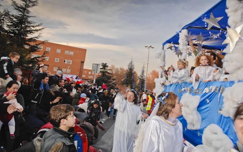Así será la Cabalgata de Reyes 2018 de Rivas, que recreará el mundo de 'Alicia en el País de las Maravillas'