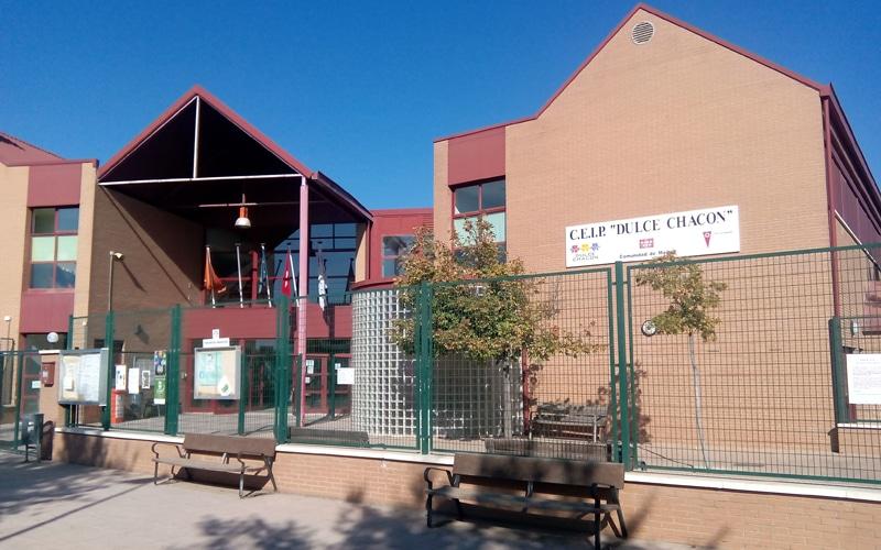 Rivas invierte 115.000 euros en el lavado de cara de cuatro colegios públicos