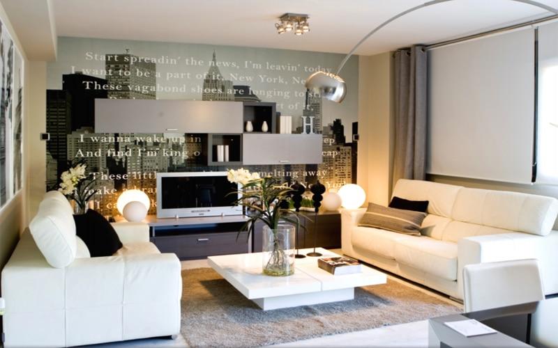 Casa decorada con el servicio de Home Staging de Vilsa (Fuente: Vilsa Grupo Inmobiliario)