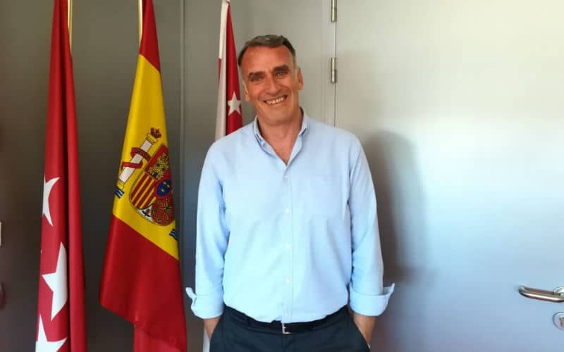 """José Antonio Riber (PP): """"El nuevo gobierno de Rivas ni se ha radicalizado, ni se ha suavizado: aquí todo sigue igual de mal"""""""