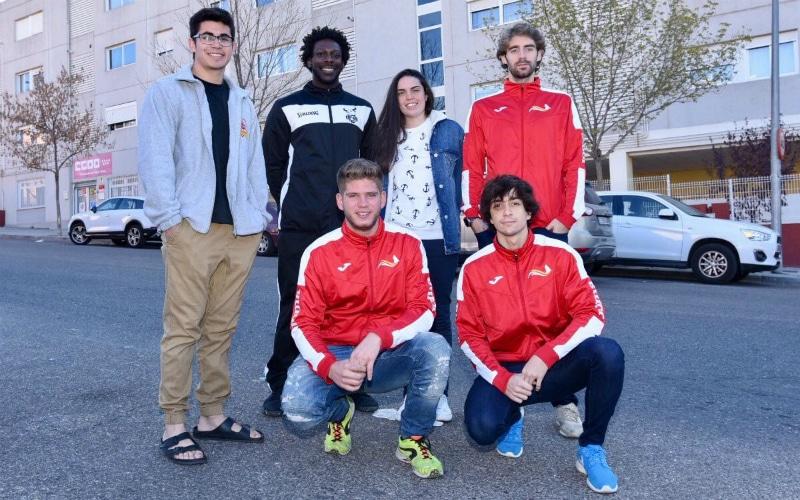 Ocho deportistas de Rivas viven en pisos municipales por 150 euros al mes