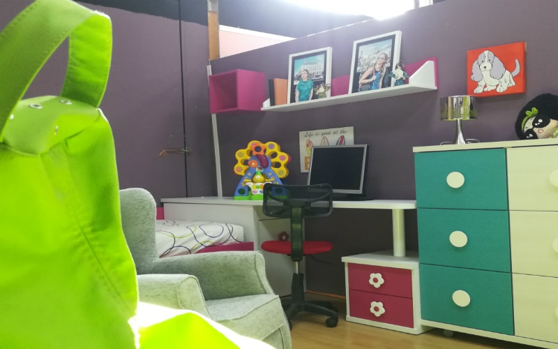 Habitacion infantil Amueblamas