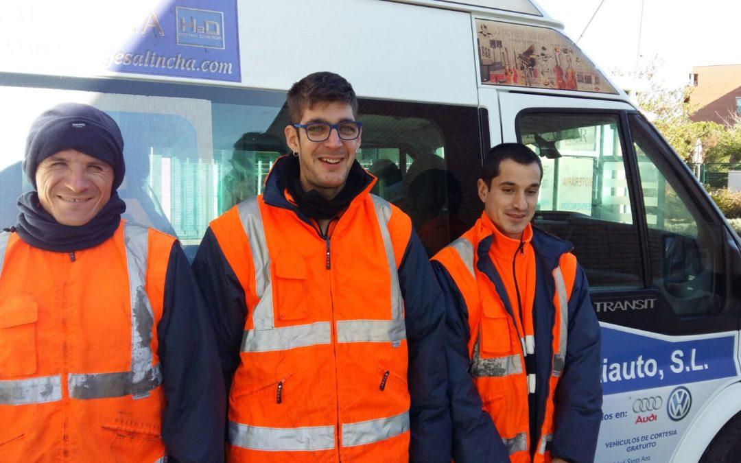 De la freidora al biodiesel: así se recicla el aceite (y se crea empleo) en Rivas