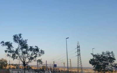 Luz verde al traslado de la subestación eléctrica de avenida de la Democracia