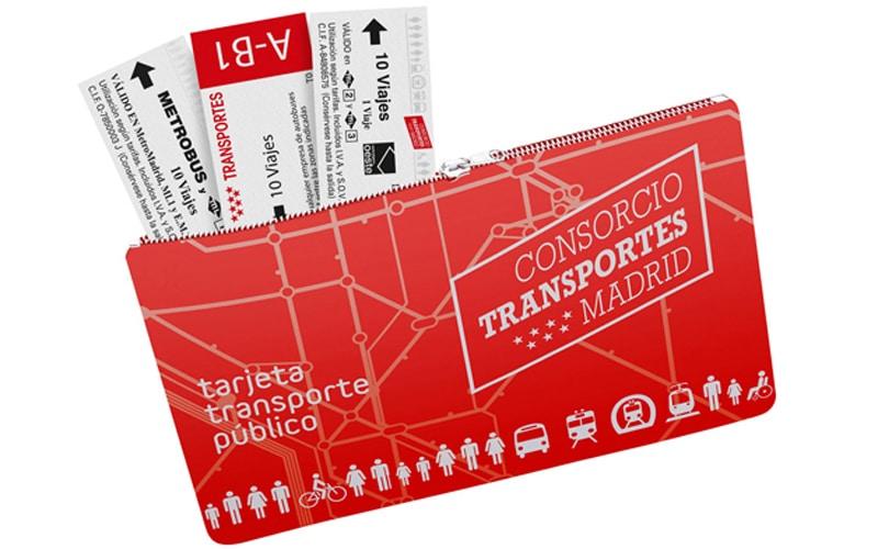 Tarjeta Multi de transporte público: guía de supervivencia