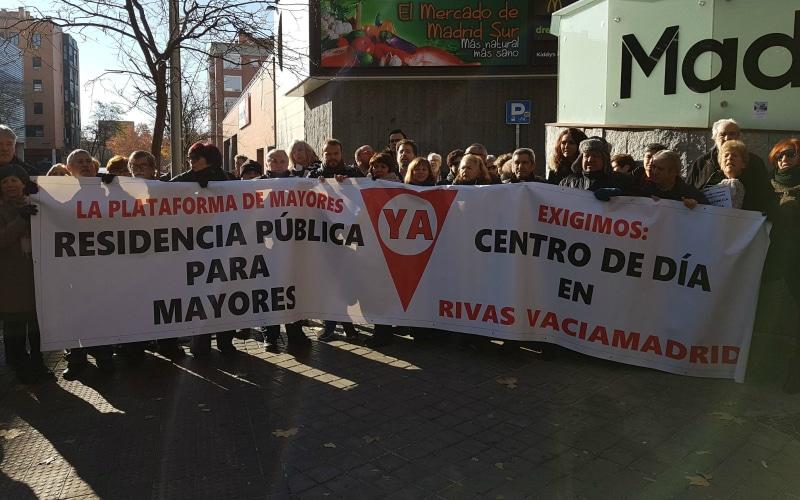 El PP y C's votan en contra de la Residencia de mayores pública en la Asamblea de Madrid