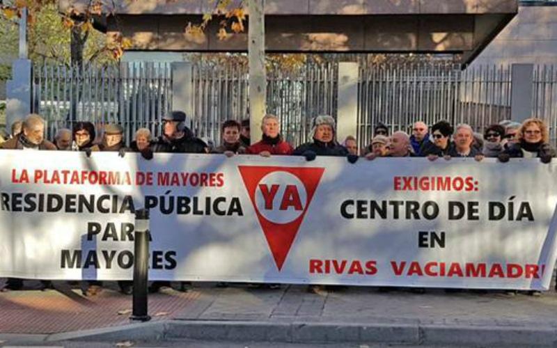 El PP de Rivas reitera su apoyo a la construcción de la Residencia a pesar del voto en contra en la Asamblea