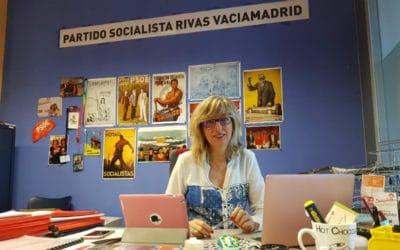 """Carmen Pérez (PSOE): """"Tomamos la decisión adecuada al no entrar en el gobierno"""""""