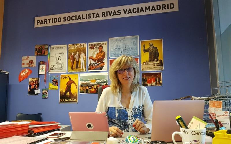 Carmen Pérez (PSOE): «Tomamos la decisión adecuada al no entrar en el gobierno»