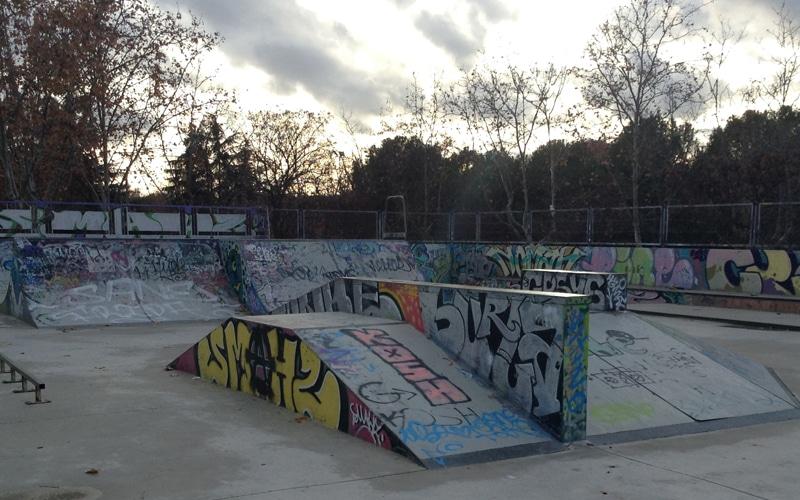 El Ayuntamiento de Rivas reformará el 'skate park' del parque de Asturias