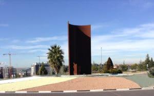 Fuente de la avenida Juan Carlos I (Fuente: Diario de Rivas)