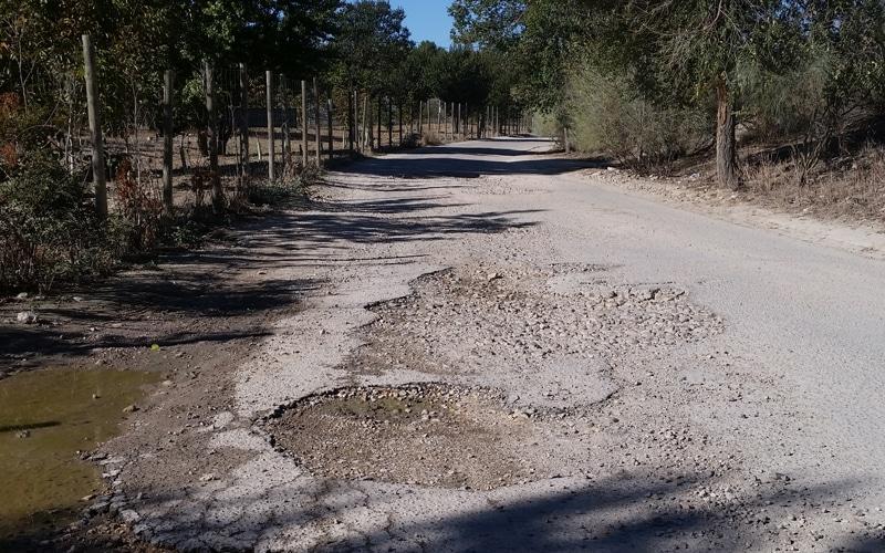 El Ayuntamiento de Rivas reparará el camino a la laguna del Campillo