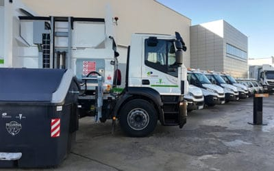Rivas estrena nuevos vehículos para la recogida de basura y limpieza de calles y zonas   verdes