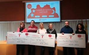 Los ganadores del VII concurso de escaparatismo de Rivas