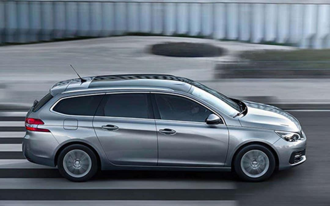 El nuevo Peugeot 308 ya está disponible en Iluscar