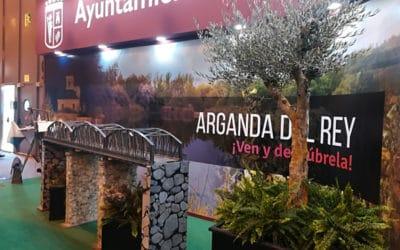 Arganda del Rey presenta en Fitur su oferta turística