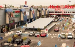 Parque comercial Rivas Futura (Fuente: Lar España).