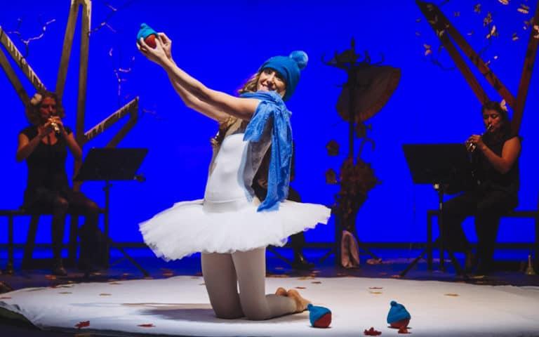 Espectáculo 'El jardín musical' (Fuente: Ayuntamiento de Rivas Vaciamadrid)
