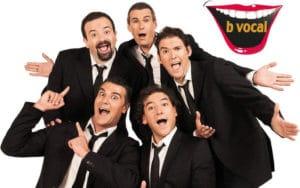 Grupo de teatro musical 'b vocal' (Fuente: b vocal)