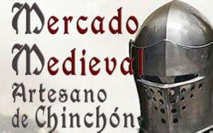 Cartel del Mercado Medieval Artesano de Chinchón (Fuente: Ayuntamiento de Chinchón)