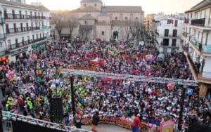 Desfile infantil de disfraces de Arganda del Rey (Fuente: Ayuntamiento de Arganda del Rey).