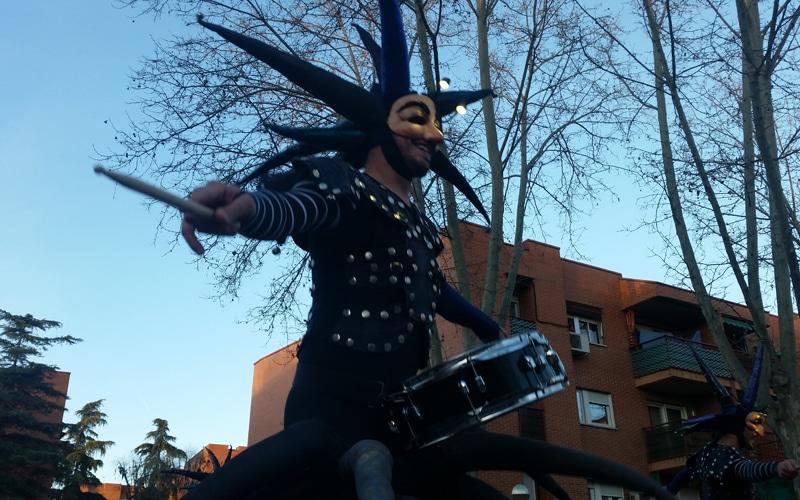 Llega el Carnaval a Rivas los días 21 y 22 de febrero