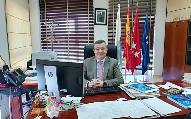 """Guillermo Hita, alcalde de Arganda del Rey: """"La situación del Metro en Rivas y Arganda es insostenible"""""""
