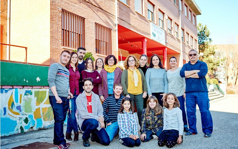 SACE: diez años empoderando a las AMPAS de Rivas