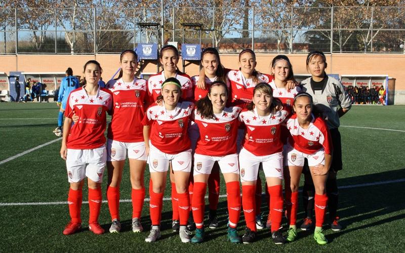 El fútbol femenino 'tomará' Rivas este fin de semana
