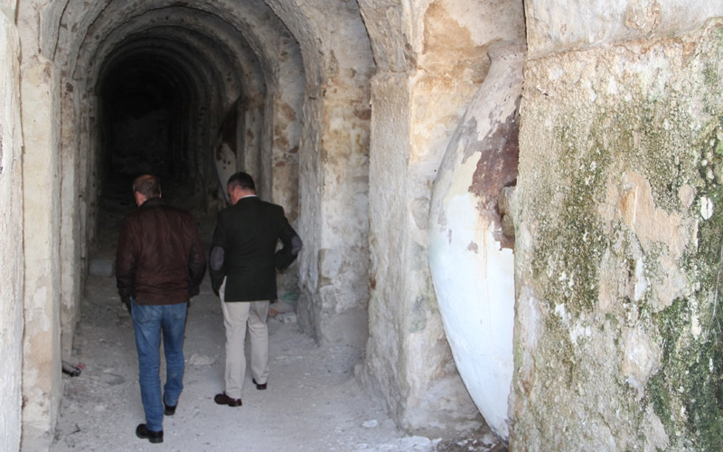 La antigua bodega Santo Tomás se convertirá en el Museo de Arganda