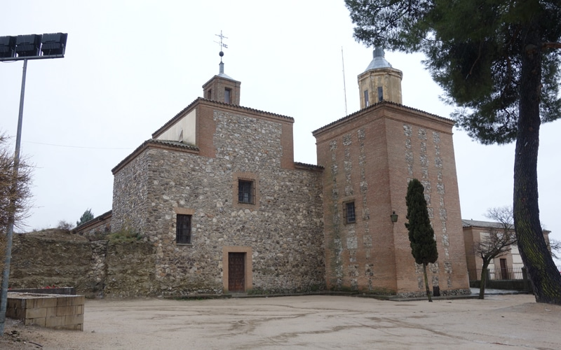 Capilla del Cristo de Rivas (Autor: Vicente Núñez).