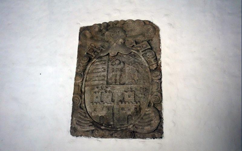 Escudo de la familia ducal de Rivas (Autor: Vicente Núñez)