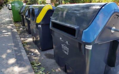 Rivamadrid recogió más de 36.000 toneladas de residuos y cuadruplicó la limpieza de 'grafitis' en 2019
