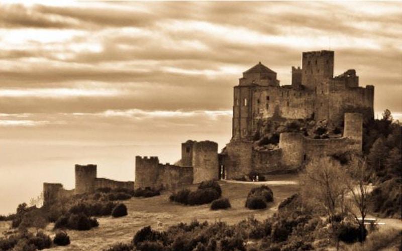 Imagen de la exposición 'Arquitectura Defensiva en España' (Fuente: Asociación Cultural Española)