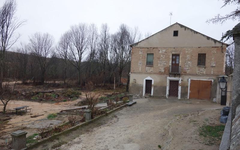 Casa de guardeses del Cristo de Rivas