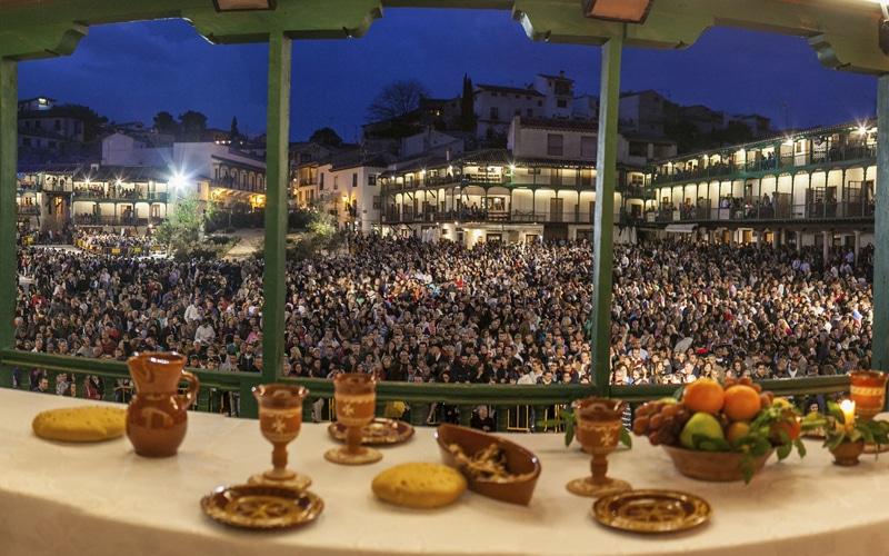 Pasión de Chinchón (Fuente: Comunidad de Madrid)